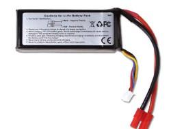 Walkera G400 - 67 - Li-po Battery, 11.1V 1600mAh 25C - HM-G400-Z-24 - RcHobby24