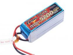 GensAce 5200mAh 11.1V 10/20C 3S2P Lipo Battery Pack - Walkera QR X350 Pro - RcHobby24