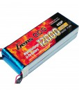 Gens ace 12000mAh 14.8V 15/30C 4S1P Lipo Battery Pack - RcHobby24