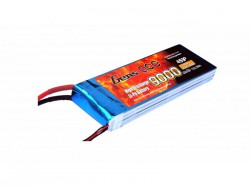 Gens ace 9000mAh 14.8V 25/50C 4S1P Lipo Battery Pack - RcHobby24