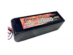 Gens ace 12800mAh 7.4V 25C 2S4P Lipo Battery with Original TRX - TRAXXAS Connector - RcHobby24