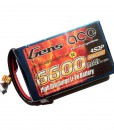 Gens ace 6600mAh 14.8V 35C 4S2P Flat Pack - Multirotors - RcHobby24