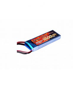 Gens ace 1600mAh 7.4V 40C 2S1P Lipo Battery Pack - RcHobby24