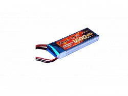 Gens ace 1600mAh 7.4V 40C 2S1P Lipo Battery Pack - RcHobby24