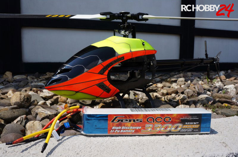 Gens ace Battery Pack - Helikopter - RcHobby24