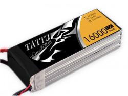 Tattu 16000mAh 14.8V 15/30C 4S1P Lipo Battery Pack - UAV Multirotor - RcHobby24