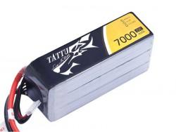 TATTU 7000mAh 22.2V 25C 6S1P Lipo Battery Pack - UAV Multirotor - RcHobby24