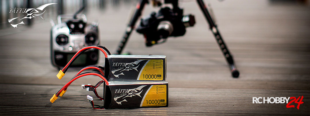 Tattu Battery UAV - RcHobby24