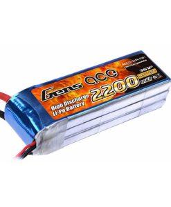 Gens ace 2200mAh 11.1V 25C 3S1P Lipo Battery Pack with XT60 Plug for DJI Phantom - Multirotors - RcHobby24