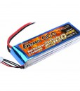 Gens ace 2500mAh 11.1V 25C 3S1P Lipo Battery Pack - Helicopter, Ducted Fan - RcHobby24