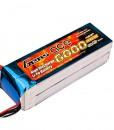 Gens ace 6000mAh 14.8V 35C 4S1P Lipo Battery Pack - Multirotor, Align Trex, GAUI - RcHobby24