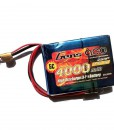 Gens ace 4000mAh 7.4V RX 2S1P Lipo Battery Pack - Receiver - RcHobby24