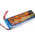 Gens ace 4000mAh 7.4V 25C 2S1P Lipo Battery Pack - DEAN-T - RcHobby24