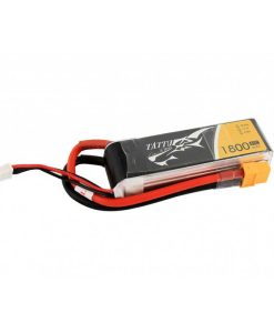 TATTU 1800mAh 11.1V 45C 3S1P Lipo Battery Pack - FPV Race Multirotors - XT60 - Multirotors - Walkera - DJI - RcHobby24