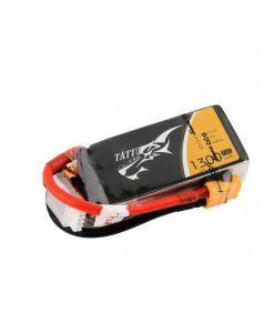 TATTU 1300mAh 11.1V 75C 3S1P Lipo Battery Pack - FPV Racing Multirotors - XT60 - Multirotors - RcHobby24