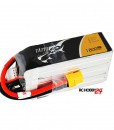TATTU 1800mAh 22.2V 75C 6S1P Lipo Battery Pack - FPV Racing Multirotors - XT60 - Walkera - DJI - www.RcHobby24.com