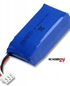 Walkera Devo F7 800mAh 7.4V TX 2S1P Lipo Batteri - www.RcHobby24.com