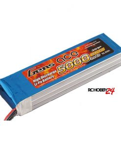 Gens ace 5000mAh 11.1V 45C 3S Lipo Batteri - Helicopter - www.RcHobby24.com