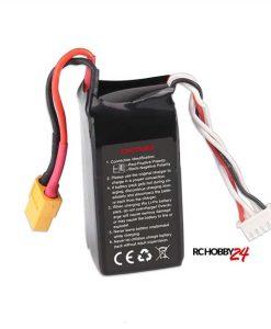 Walkera F210-Z-35 1300mAh 14.8V 40C 4S1P Lipo Batteri – XT60 Plugg - www.RcHobby24.com