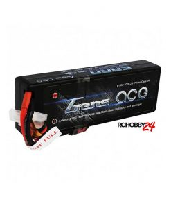 Gens ace 5000mAh 7.4V 50C 2S1P HardCase Lipo Battery 24# - DEAN-T - ROAR Approved - RC Car - RcHobby24.com