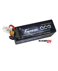 Gens ace 5800mAh 14.8V 50C 4S1P HardCase LiPo Battery 14# - DEAN-T - 1/8 - RC Car & RC Boat - www.RcHobby24.com