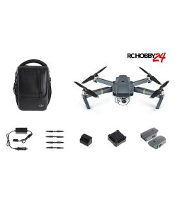 DJI Mavic Pro Fly More Combo in Box - www.RcHobby24.com