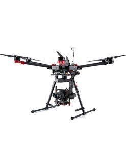 DJI Matrice 600 med Hasselblad A5D, Ronin-MX, 1 RC, A3 Flight contoller, Lightbridge 2. Foto og filmdrone for proffesjonelle - www.RcHobby24.com