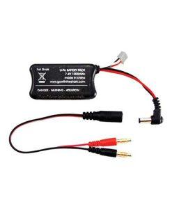 FatShark FSV1801 1000mAh 7.4V 2S Lipo Battery - www.RcHobby24.com