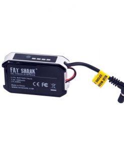 FatShark FSV1803 1800mAh 7.4V 2S Lipo Battery - www.RcHobby24.com