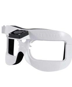 FatShark FSV2618 - White Faceplate w/Fan for Dominator V2/V3/HD/HD2 - www.RcHobby24.com