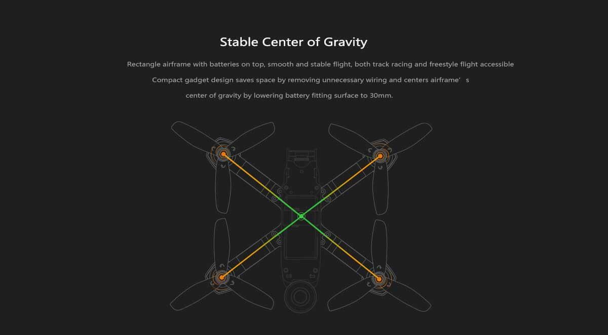 Walkera Furious 215 Racing Drone - Info5 - www.RcHobby24.com