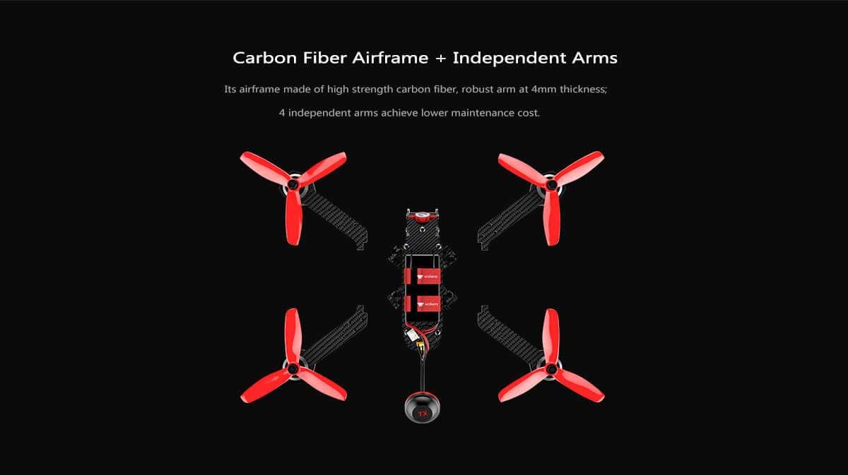 Walkera Furious 215 Racing Drone - Info6 - www.RcHobby24.com