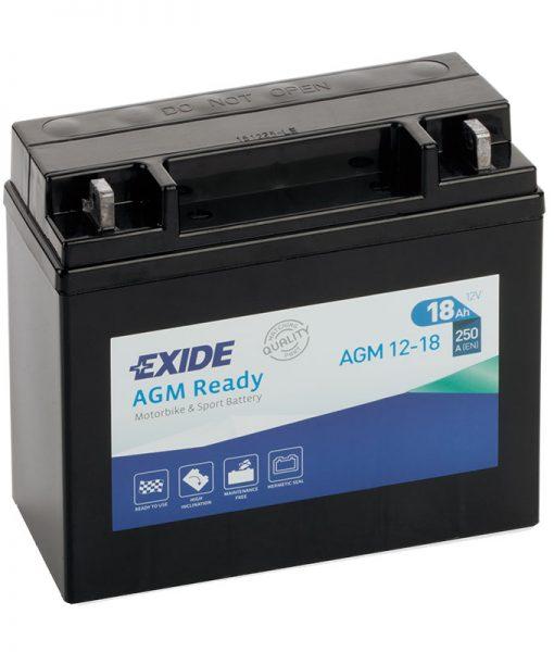 EXIDE-AGM12-18